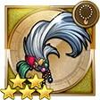 ケフカの髪飾り(FF6)