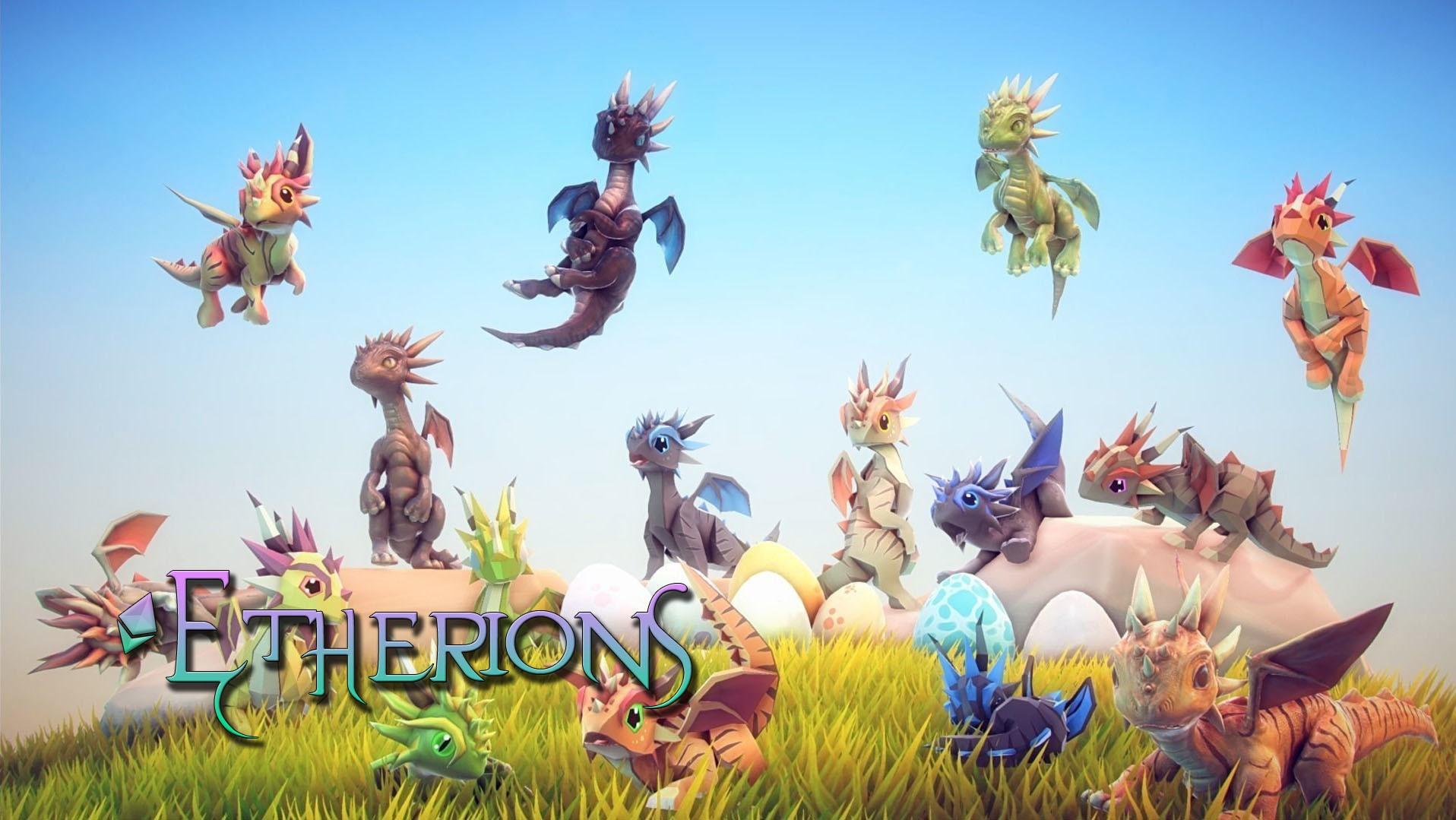 Etherions