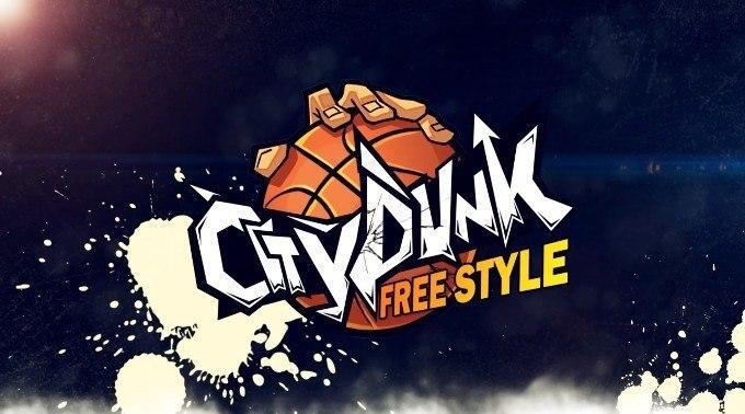 City Dunk:Free style