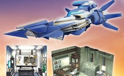 飛行船システム