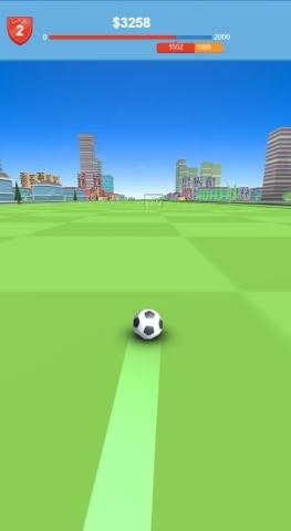 ボールの軌道2