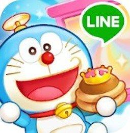 LINE ドラえもんパークアイコン