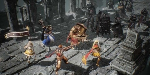 RPGダンジョン戦