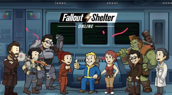 FalloutShelterOnlineの配信日と事前登録