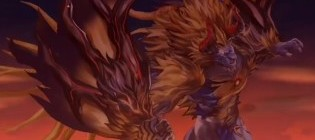 魔獣王ギルドナ