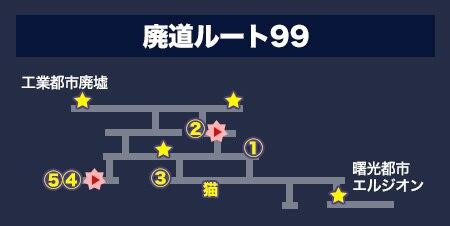 廃道ルート99