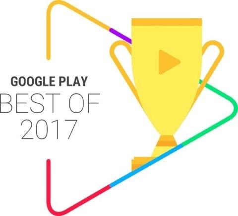GooglePlayベストオブ2017