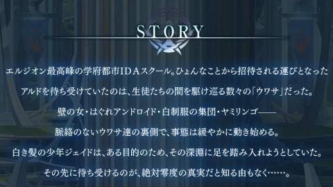 絶対零度の鎖ストーリー