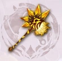 地精霊の斧