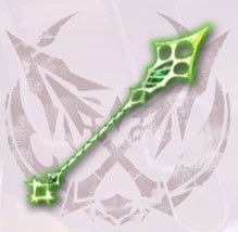 風精霊の槍