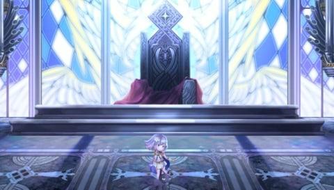 魔獣城の王座