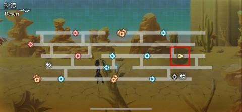 砂漠のバグ②