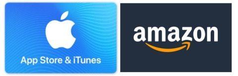iTunesとAmazon