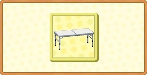 アウトドアテーブルの入手方法とDIYレシピ