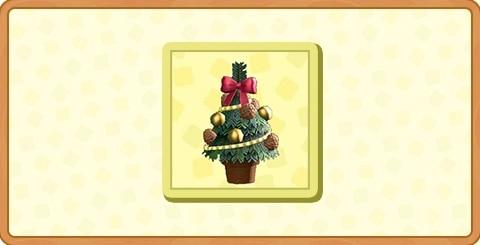 テーブルクリスマスツリーの入手方法とDIYレシピ