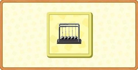 ニュートンのゆりかごの入手方法とDIYレシピ