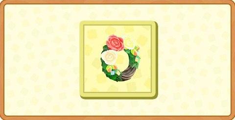 バラのリースの入手方法とDIYレシピ