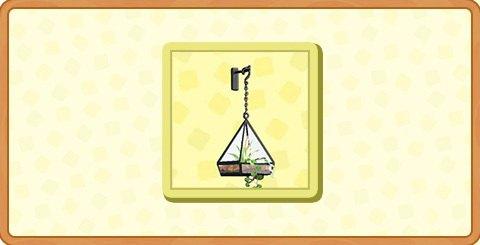 ハンギングテラリウムの入手方法とDIYレシピ