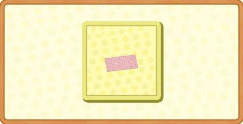 ピンクのシンプルバスマットの入手方法とDIYレシピ