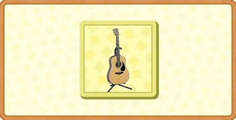 アコースティックギターの入手方法とDIYレシピ