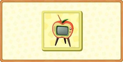 リンゴのテレビの入手方法とDIYレシピ