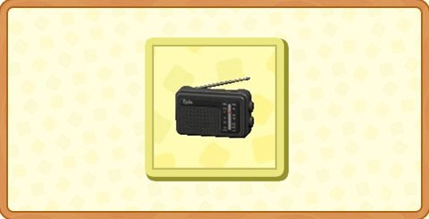 けいたいラジオの入手方法とDIYレシピ