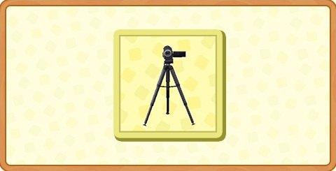 ビデオカメラの入手方法とDIYレシピ