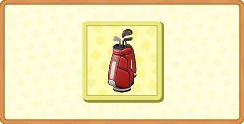 ゴルフバッグの入手方法とDIYレシピ