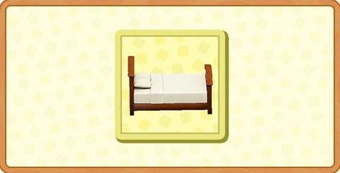 アンティークなベッドの入手方法とDIYレシピ