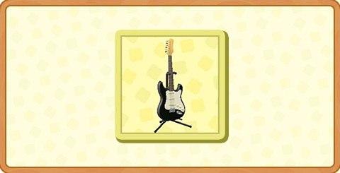 エレキギターES1の入手方法とDIYレシピ