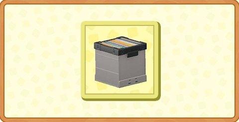 レコードボックスの入手方法とDIYレシピ