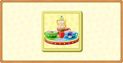 まわるコーヒーカップの入手方法とDIYレシピ