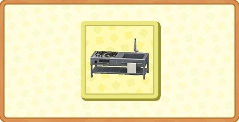 フレームキッチンの入手方法とDIYレシピ