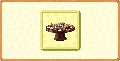 ちゅうかテーブルの入手方法とDIYレシピ