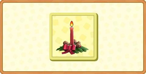 クリスマスキャンドルの入手方法とDIYレシピ