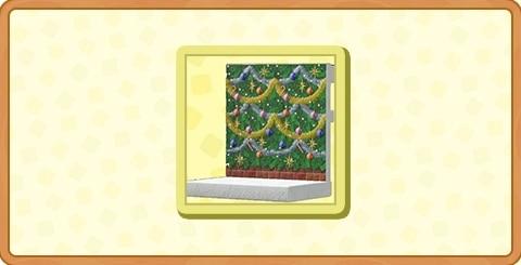クリスマスなかべの入手方法とDIYレシピ