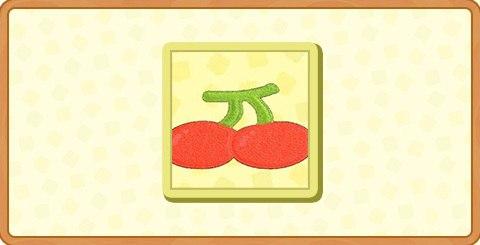 さくらんぼのラグの入手方法とDIYレシピ