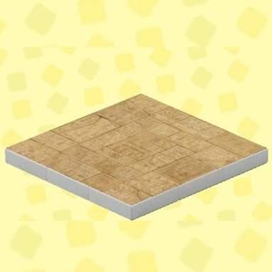 ピラミッドのゆか