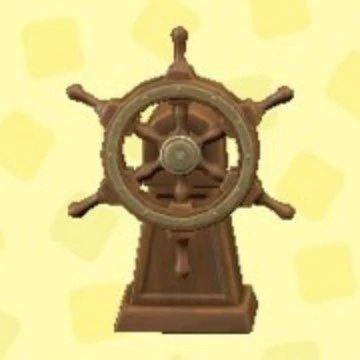 海賊シリーズの家具・小物一覧