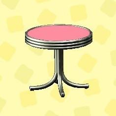 ダイナーなミニテーブル
