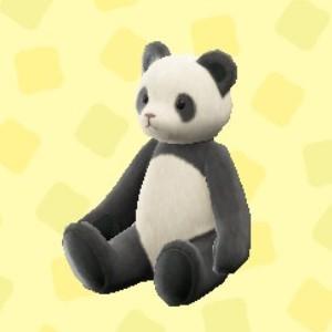パンダのチュンチュン