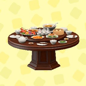 ちゅうかテーブル