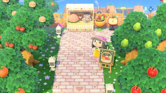 ファンシーな果樹園