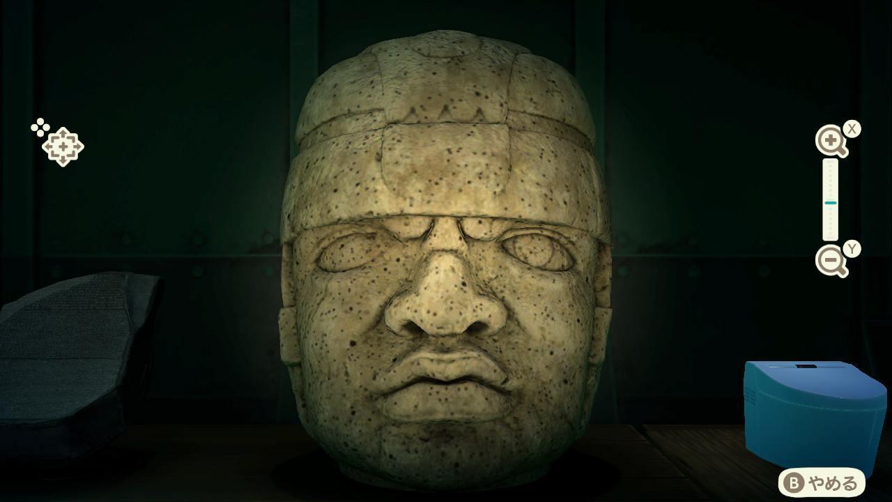 いしあたまなちょうこく_石頭な彫刻