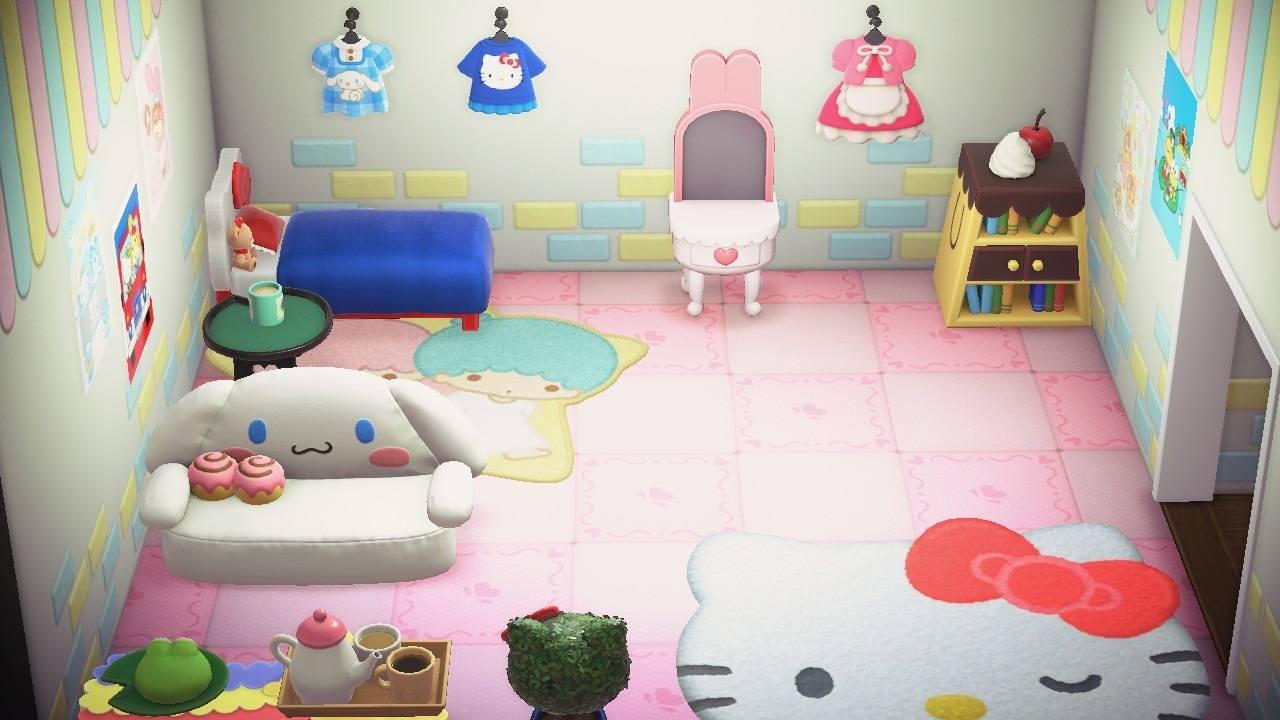 サンリオの部屋