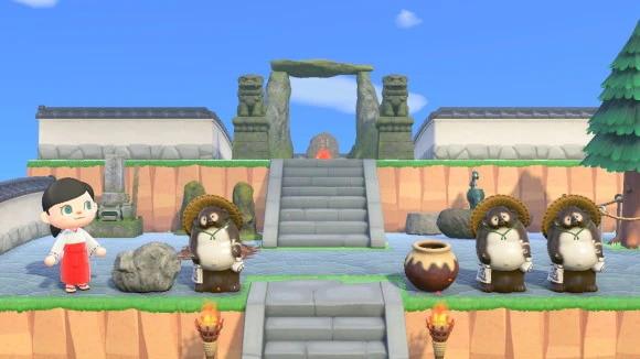たぬき神社