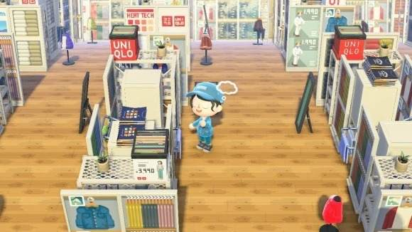 ユニクロの店舗