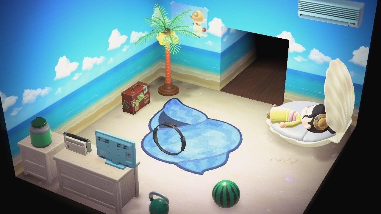 Ninten島の部屋