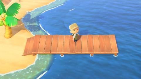 あつ 森 桟橋 と は