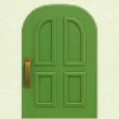 きみどりのよくあるドア
